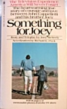 Something for Joey by Jerry McNeely