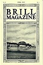Brill Magazine, vol. 9, n° 4 - April 1915…