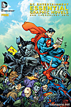DC Entertainment Essential Graphic Novels…