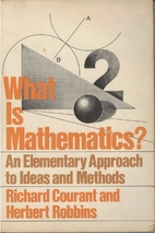 What Is Mathematics? An Elementary Approach…
