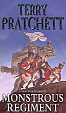Monstrous Regiment (Discworld Novels) by…