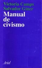 Manual de civismo by Victoria Camps