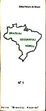 Brazilaj geografiaj nomoj by Delio Pereira…