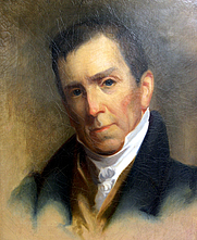 Author photo. William Darlington/painted by John Neagle, about 1825