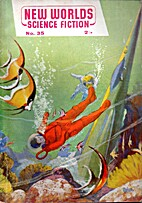 New Worlds Science Fiction 35, May 1955 by…