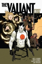 The Valiant: First Look by Matt Kindt