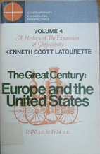 The Great Century: Europe and the United…