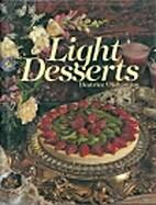 Light Desserts by Beatrice A. Ojakangas