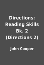 Directions: Reading Skills Bk. 2 (Directions…