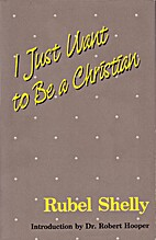I just want to be a Christian by Rubel…