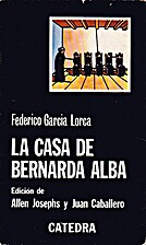 La Casa de Bernarda Alba (1936) by Federico…