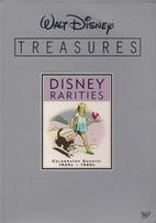 Walt Disney Treasures: Disney Rarities:…