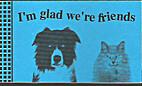 I'm Glad We'RE Friends by D. Halpern