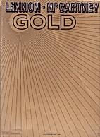 Lennon ~ McCartney Gold -- Vocal / Piano /…