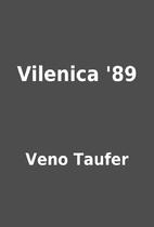Vilenica '89 by Veno Taufer