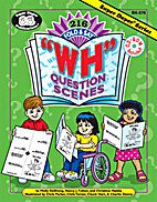 216 fold & say WH question scenes: Who?…