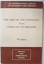 The Ark of the Covenant from conquest to…