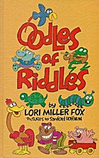 Oodles of Riddles by Lori Miller Fox