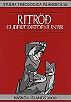 Ritröð Guðfræðistofnunar vol. 14