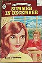 Summer in December by Essie Summers