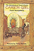 Canyon Girl by Paula Montgomery