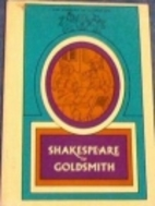Shakespeare to Goldsmith (The pageant of…