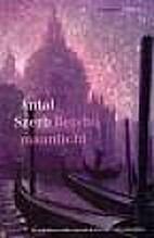 Reis bij maanlicht roman by Antal Szerb