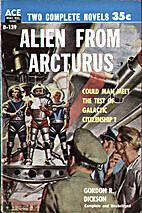 Alien From Arcturus / The Atom Curtain…