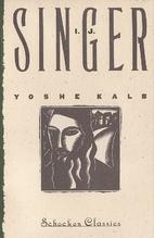Yoshe Kalb by Israel Joshua Singer