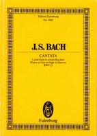 Cantata No. 11 - Lobet Gott in seinen…