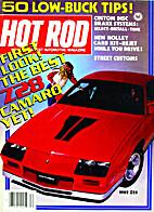 Hot Rod 1981-12 (December 1981) Vol. 34 No.…
