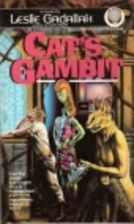 Cat's Gambit by Leslie Gadallah