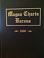 The Magna charta barons and their American…