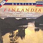 Finlandia, Karelia suite, Tapiola, En saga…