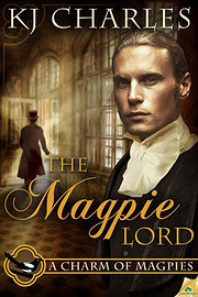 The Magpie lord : a charm of Magpies by KJ…
