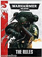 Warhammer 40K 5th Edition Rulebook by Games…