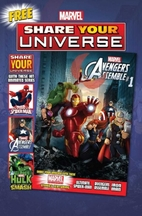 Marvel: Share Your Universe Sampler #1 by…