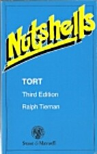 Nutshells: Tort (Nutshells) by Ralph Tiernan