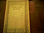 Augustan Books of Poetry William Blake by…