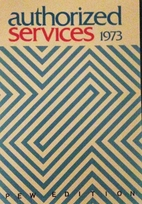 Authorized Services 1973 Expanded Edition by…