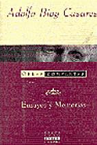 Ensayos y Memorias (Obras Completas) by…