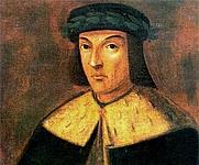 Author photo. Retrato de Jorge Manrique por Juan de Borgoña.