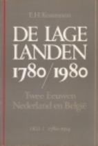 De Lage Landen 1780-1980 : twee eeuwen…