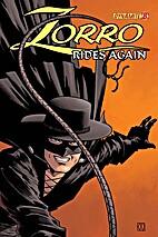 Zorro Rides Again # 8