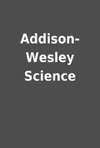 Addison-Wesley Science
