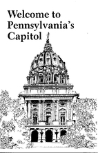 WELCOME TO PENNSYLVANIA'S CAPITOL by The…