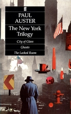 The New York Trilogy by Paul Auster