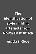 The identification of style in lithic…