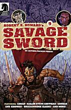Robert E. Howard's Savage Sword # 9