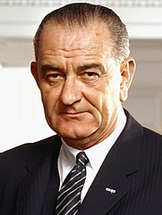 Author photo. Arnold Newman, White House Press Office (WHPO); 10 March 1964
